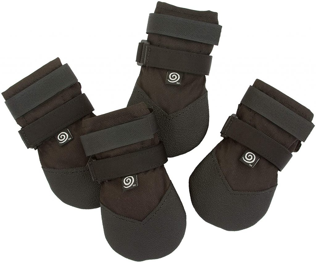 footwear for canines to secure their feet