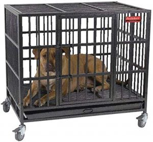 best dog crate for escape artist